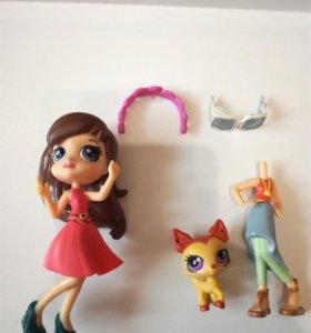 Куклы из зоомагазина