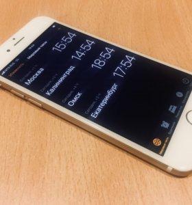 iPhone 6/16 Гб Голд Гарантия