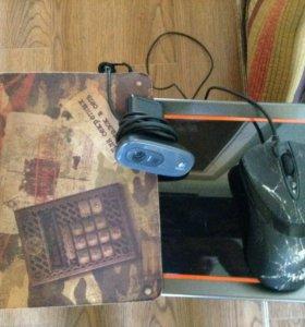 Игровая мышка и камера