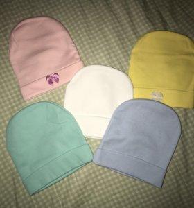 Абсолютно новые шапочки
