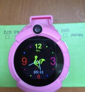 Детские часы с GPS ⌚️
