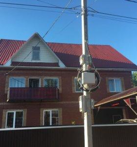 Коттедж, 100 м²