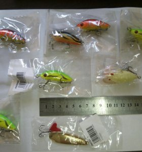 Рыбаловные приманки