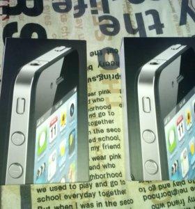 Коробки для iphone 4