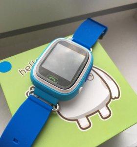 Детские часы ⌚️ с gps