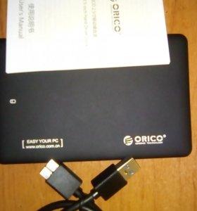 Внешней корпус для HDD ORICO 2.5 Black