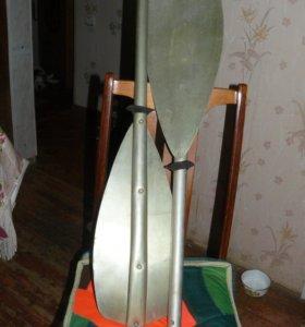 Весла для байдарки (2 шт)