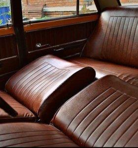 Задний диван с ваз 2101