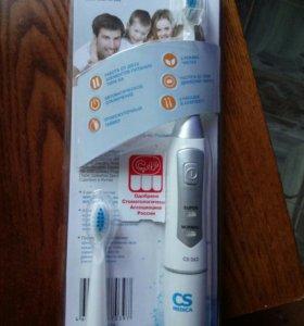 Электрическая зубная щётка CSmedica sonic pulsar