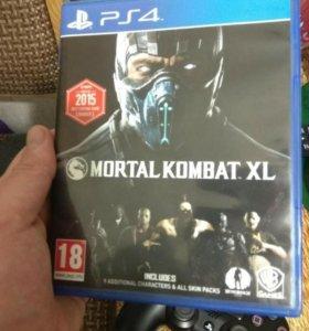 Mortal Combat XL Ps4 обмен
