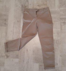Штаны с заниженной проймой