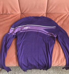 Легкий свитер BIKKEMBERGS (ориг)