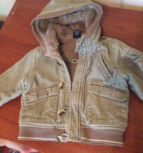 Куртка осень 9м-1год