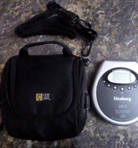 CD-плеер + сумка