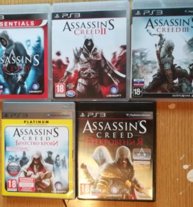 Игры PS3 (3)