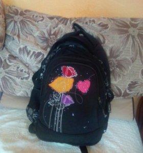 Шкрльный рюкзак