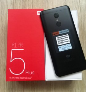 Xiaomi Redmi 5 Plus 4/64 gb