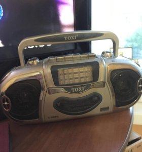 Магнитофон-Радио