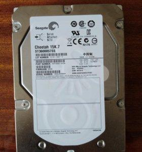 Жёсткий диск ST3600057SS 600GB SAS