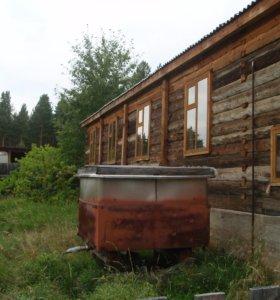 Дом в Баргузине