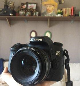 ТОРГ! Canon 70D С объективом