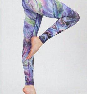Новые лосины для йоги