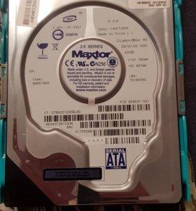 Продам, жесткий диск.