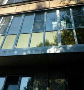 Профессиональное остекление лоджии и балконов