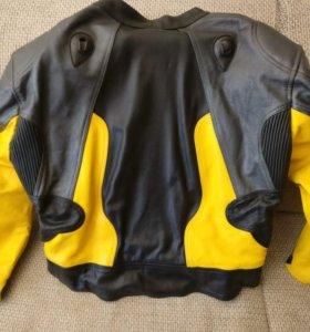 Куртка мотоциклетная с щитками