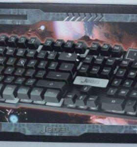 Новая игровая геймерская клавиатура Jedel K-100