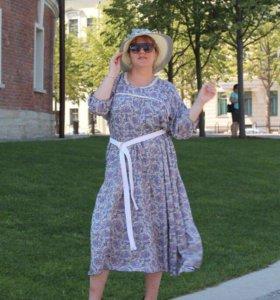 Платье Хендмейд,новое большое