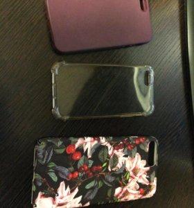 Чехол на IPhone 5s и 7plus
