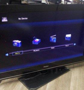 Продам телевизор haier Let32d10hf