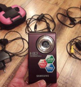 Самсунг HMX-U10 компактная FullHD-камера