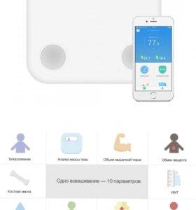 Весы Xiaomi Mi Body Fat Scale 2