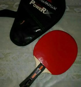 Ракетка для настольного тенниса, пинг понг, чехол