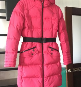 Зимнее пальто на рост 152