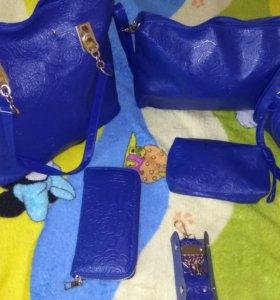 Новый набор сумок