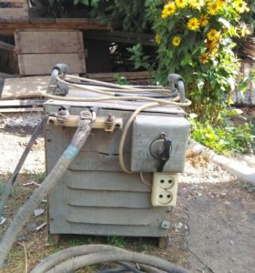 Сварочный аппарат переменного тока