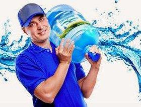 Требуется водитель в службу доставки воды