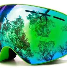 Новые горнолыжные очки JULI