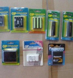 Аккумуляторы для радиотелефонов