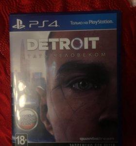 Detroit «Стать Человеком» PS4
