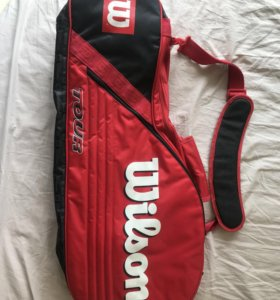 Теннисная сумка wilson tour