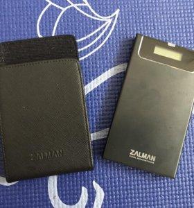 Внешний контейнер для 2,5'' HDD Zalman ZM-VE200SE