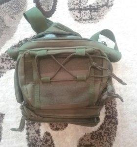 Тактическая сумка,продаю за ненадобностью