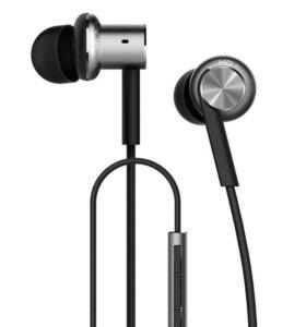 Xiaomi in-ear hybrid dual driver earphones новые