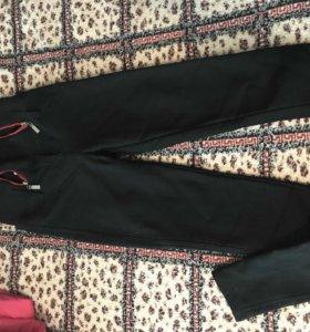 Продаются брюки джинсы штаны лосины размер 42-44