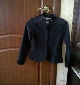 пиджак в школу