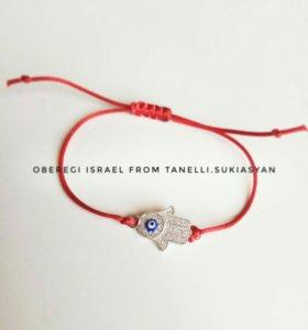 Освещённые обереги из Израиля